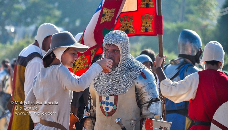 Feira Medieval de Aljubarrota elio castelo multyclick multimedia multiclick