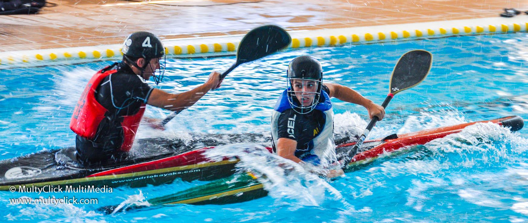 Kayak Polo seixaliada seixal elio castelo multyclick multimedia multiclick